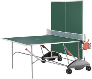 Kettler Match 5.0 Outdoor Table Tennis Table