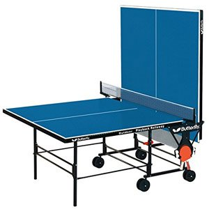 Butterfly TW24B Indoor/OutdoorTable Tennis Table