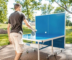 STIGA XTR Table Tennis Table