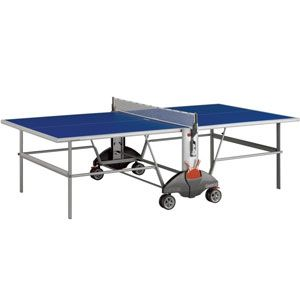 Kettler Champ 3.0 Outdoor Table Tennis Table with Outdoor Accessory