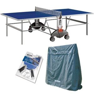 Kettler Champ 3.0 Outdoor Table Tennis Table