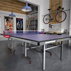 Killerspin MyT10 Pocket Folding Table Tennis Table